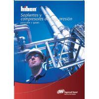 Hibon brochure spanish Soplantes y compresores de baja presión para aire y gases
