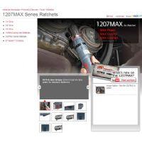 1207MAX Web Page