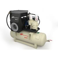 Contact-cooled, rotary, air compressor, compressor, small, SMART UP