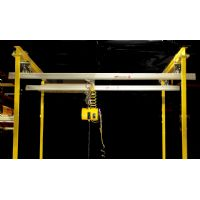 EZ Series Floor Supported Crane System, Rail Systems, certified steel structure, easy to install, bridge and rail crane