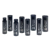 "1/2"" Drive Deep Metric Socket Set, 8 Piece"