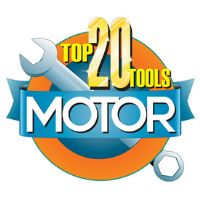 award, top 20, tools, motor magazine