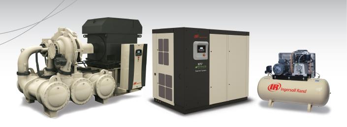 Sistemas de aire comprimido y compresores de air