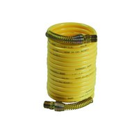 N14-12A, Nylon recoil hose with swival one end, acc